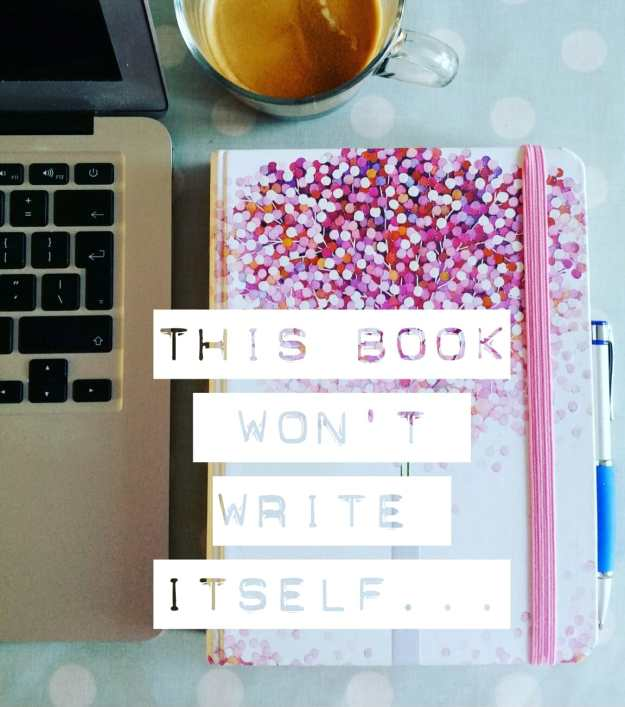 Notebook and laptop - office mum