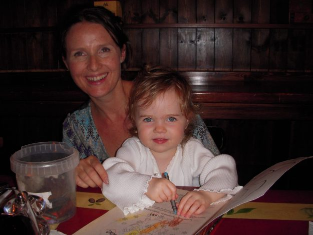 Out for dinner in Kenmare 7 years ago