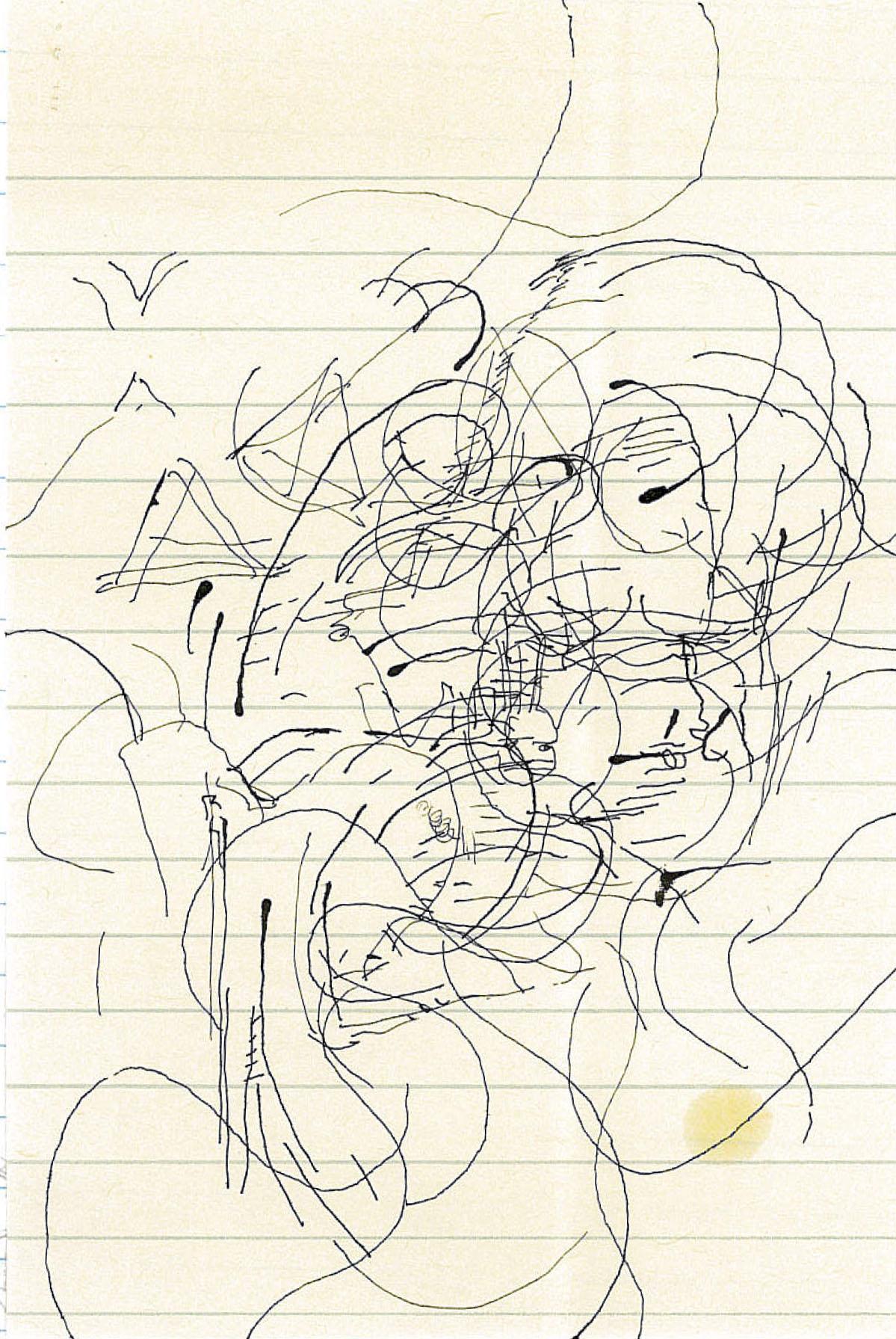 Automatic Drawing : automatic, drawing, Automatic, Office, Surrealist, Investigations