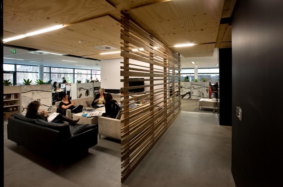 The Leo Burnett Office Interior Office Pictures