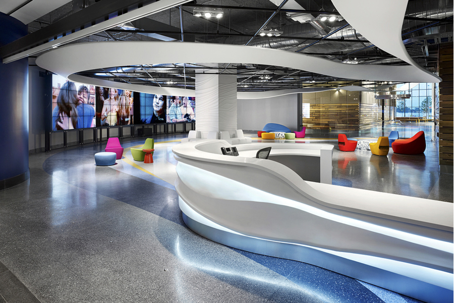 Corus Entertainment Office  Office Pictures