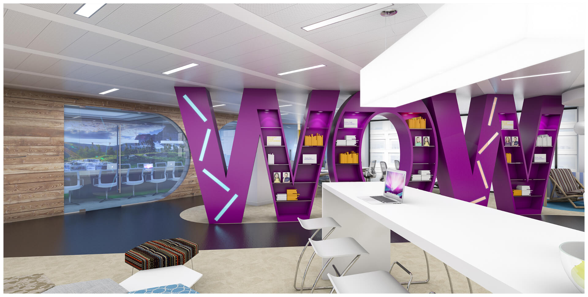 Office Interior Design  Berkshire  London  Office Principles