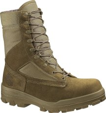 Bates E30501 Men's USMC DuraShocks(r) Hot Weather Boot Beige/Khaki 10 M US