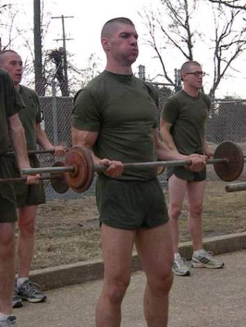The ultimate ocs preparation workout officer candidates school blog - Officer training school marines ...
