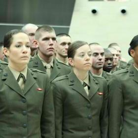 Your Marine Officer (2nd Lt) Uniform Regulations in Plain English
