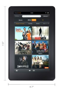 Kindle Fire on Amazon