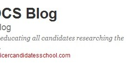 The OCS blog now on Twitter
