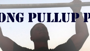 Armstrong Pull Up Program | Officer Candidates School Blog