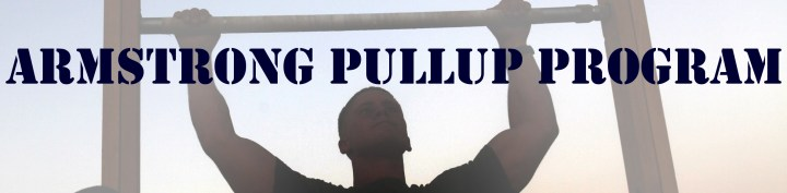 Armstrong Pullup Program