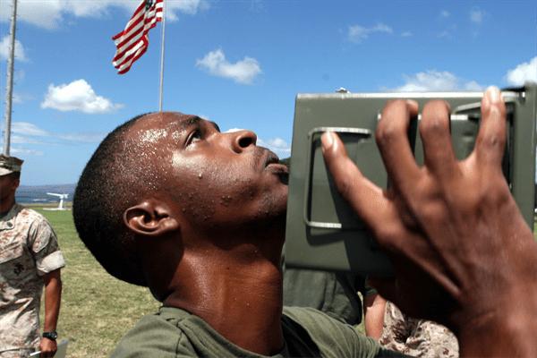CFT Ammo Box Lifting