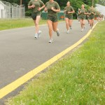 Female Candidate Q: Running and Lower Body Preparation