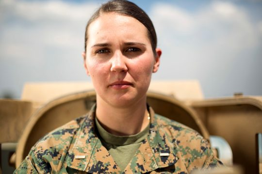 History of Women in the Marine Corps