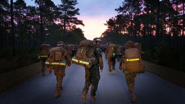 Marine Hikes