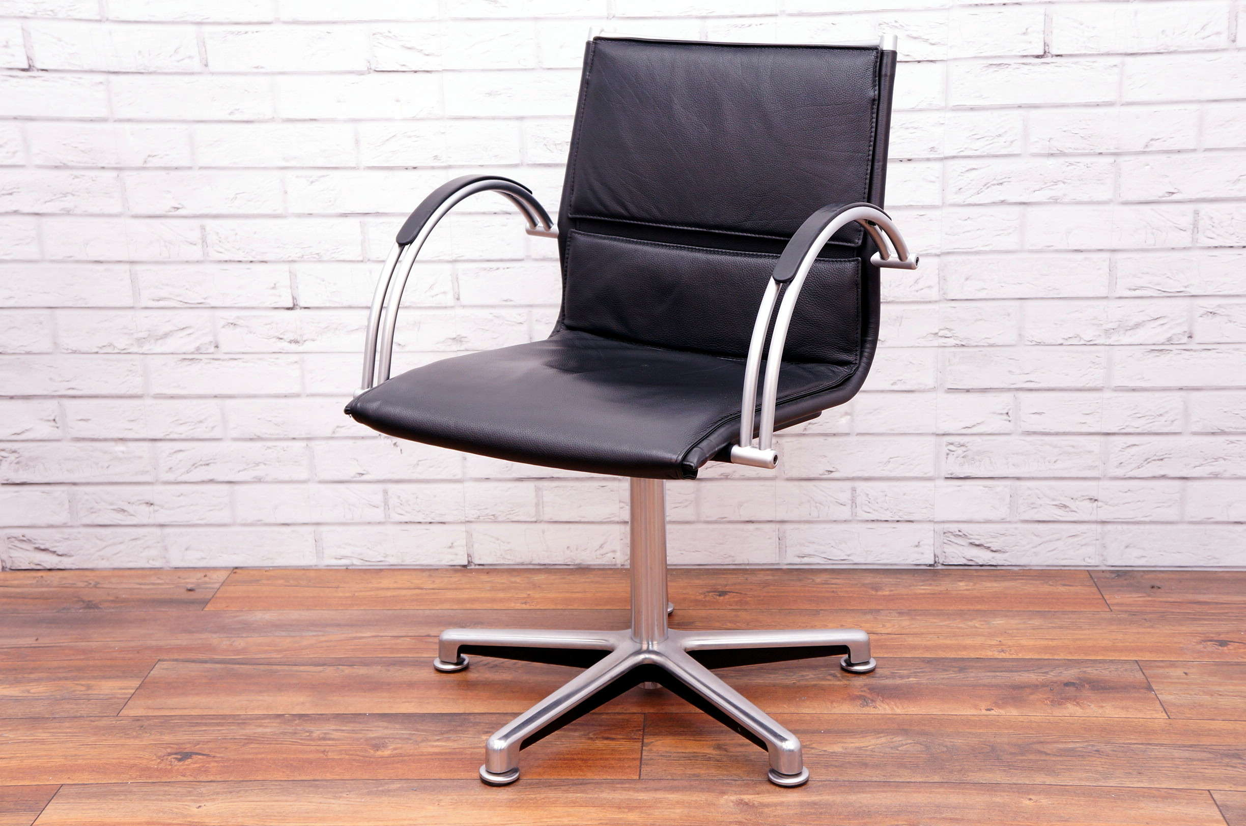 Executive Leather Chair Walter Knoll Executive Leather Boardroom Chair