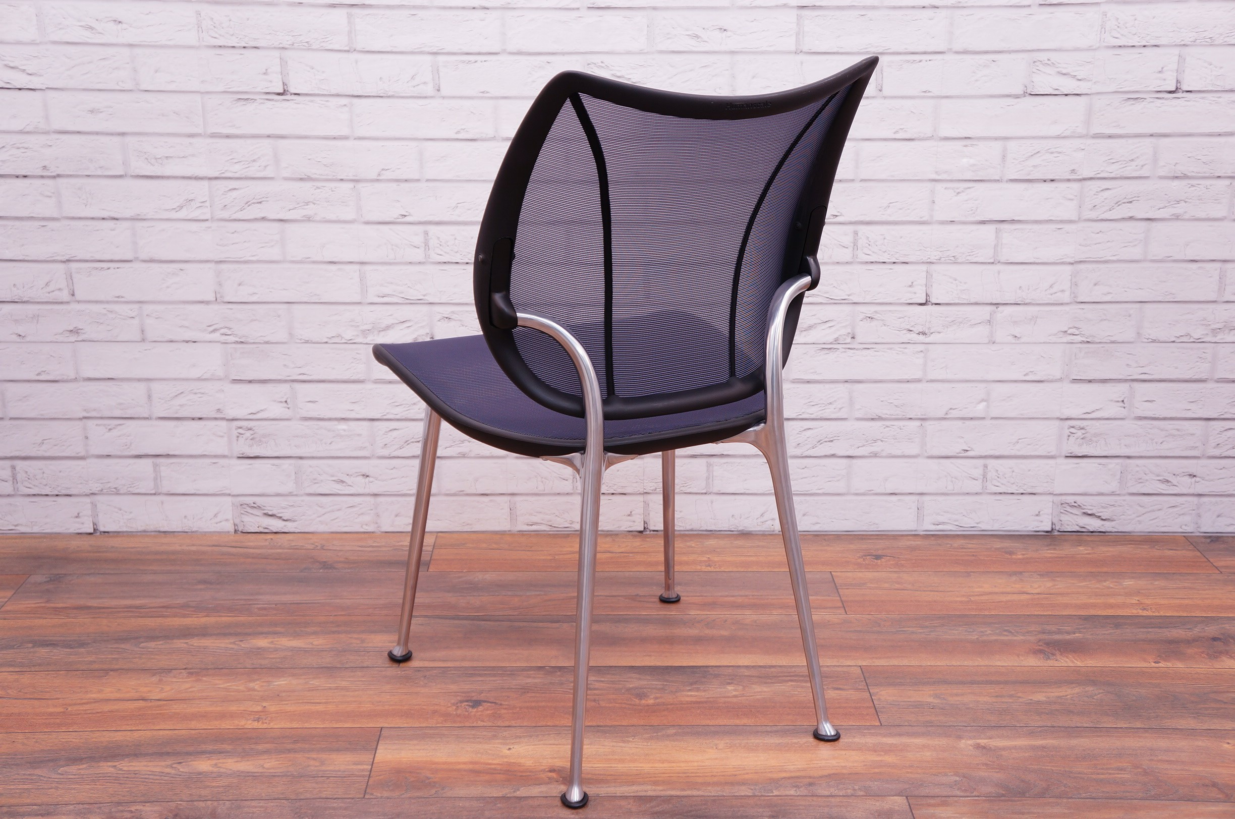 Humanscale Liberty Chair Humanscale Liberty Meeting Chair In Blue Mesh Office Resale
