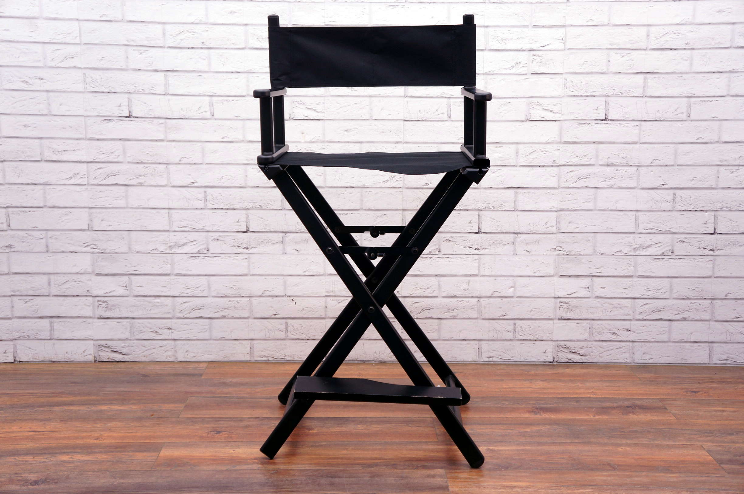 Black Directors Chair Nauticalia Tall Director S Chair In Black