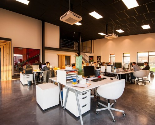second coworking location