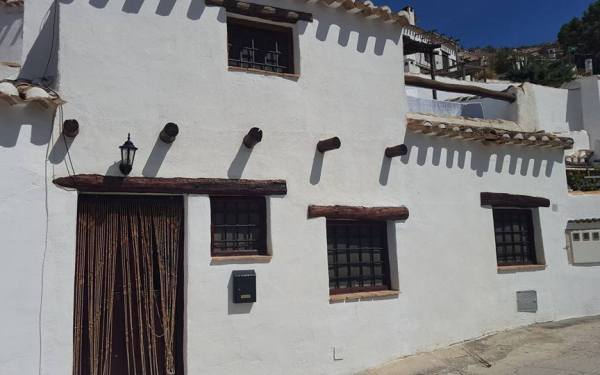 Spanish Cave House