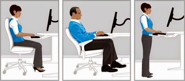office chair posture tips anti gravity cord replacement 9 ergonomic for synchronizing your work station and chairs