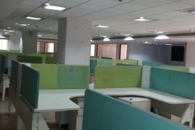 23,450 Sq Ft Furnished Office Space For Rent in Mysore Road