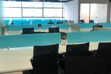 11,450 Sq Ft Furnished Office Space For Rent In HSR layout