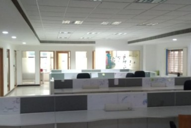 8,930 Sq Ft Serviced Office Space For Rent In Sarjapur Road
