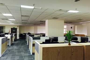 25000 sq-ft commercial office space for rent in Bangalore