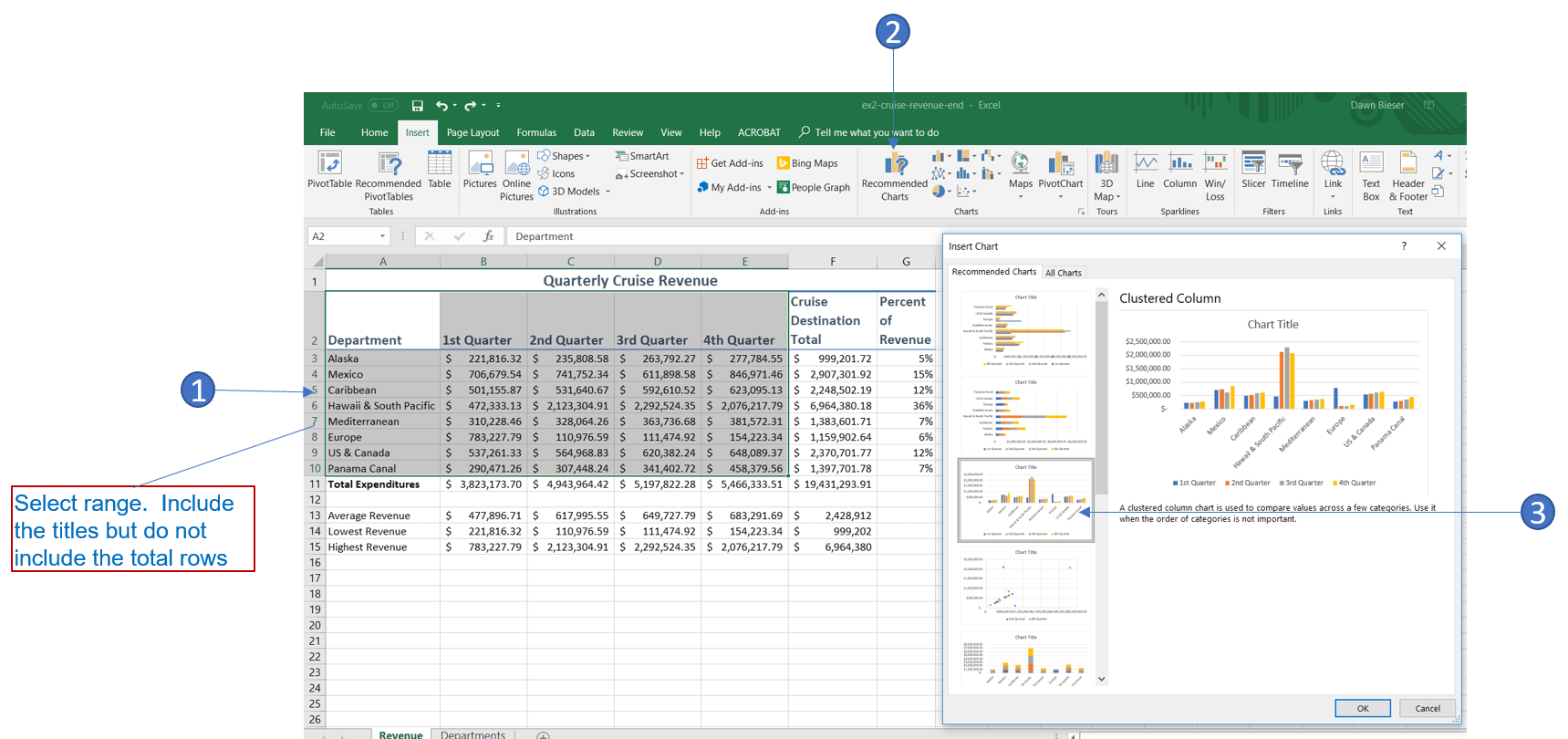 Microsoft Excel Tutorial Archives