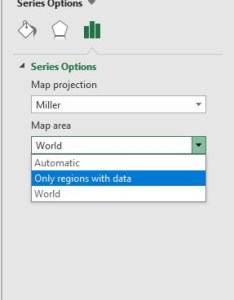 In next image  have selected the map labels command from series options and drop down menu we can either select also create  chart excel officesmart rh wordpress
