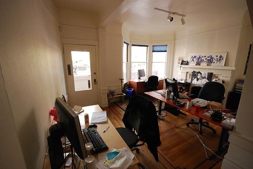 Craigslist HQ  Office Snapshots