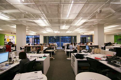 Gensler Baltimore Office  Office Snapshots