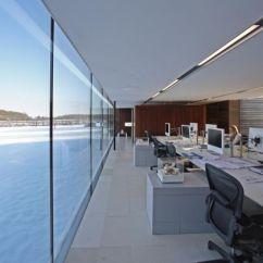 Aeron Chair Herman Miller Review White Yard Chairs Nicolas Tye Architects | Long Barn Studio - Office Snapshots