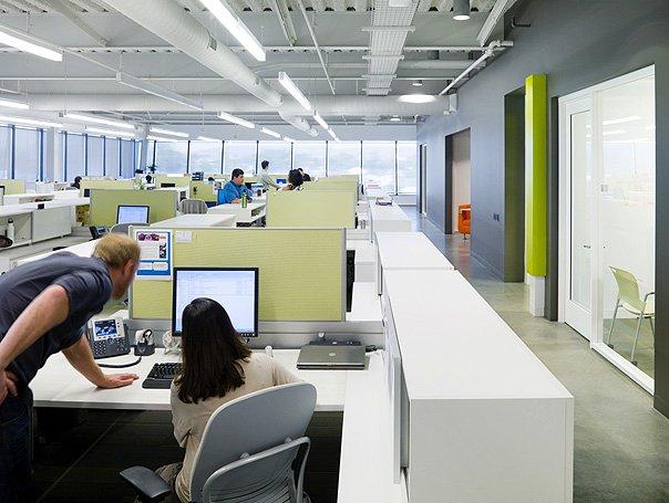 Belkins New Headquarters  Office Snapshots