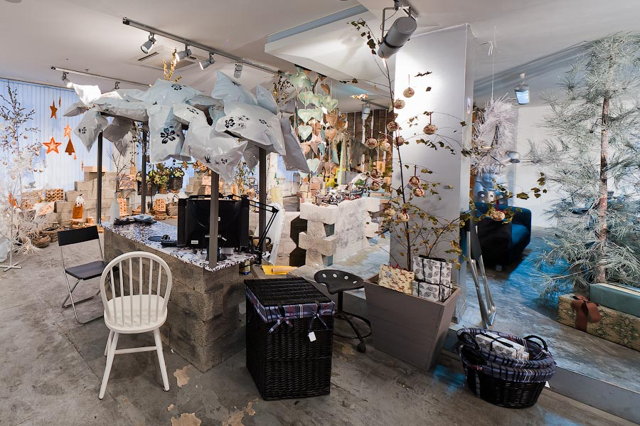 The Crazy Seasonal Offices Of Russias Grand Gift Office