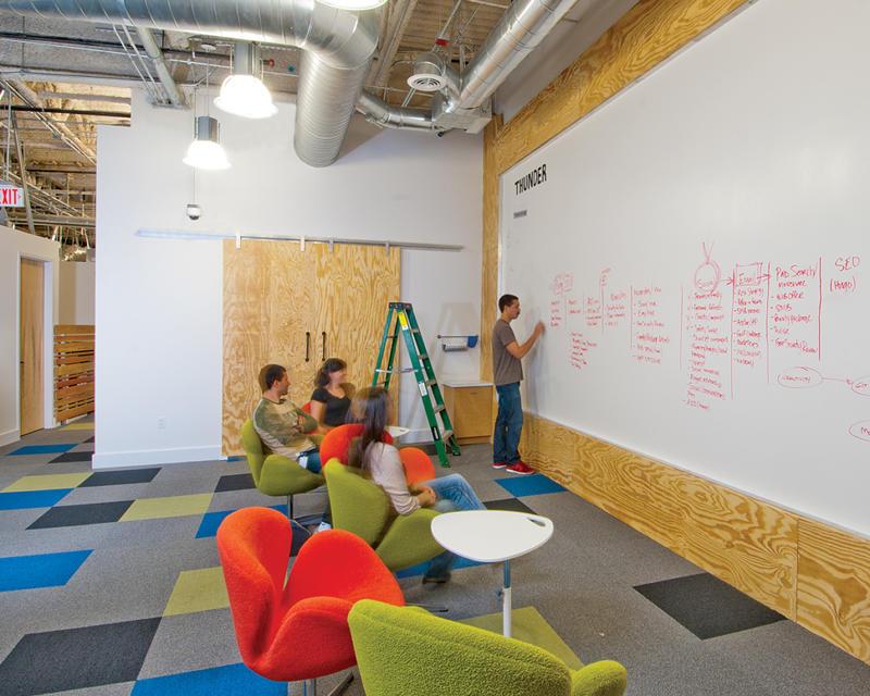 BGT Partners AwardWinning Headquarters  Office Snapshots
