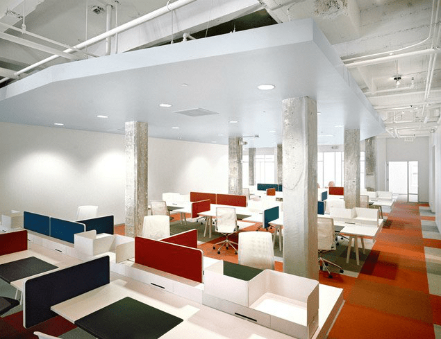 Methods Clean and Beautiful Office Space  Office Snapshots