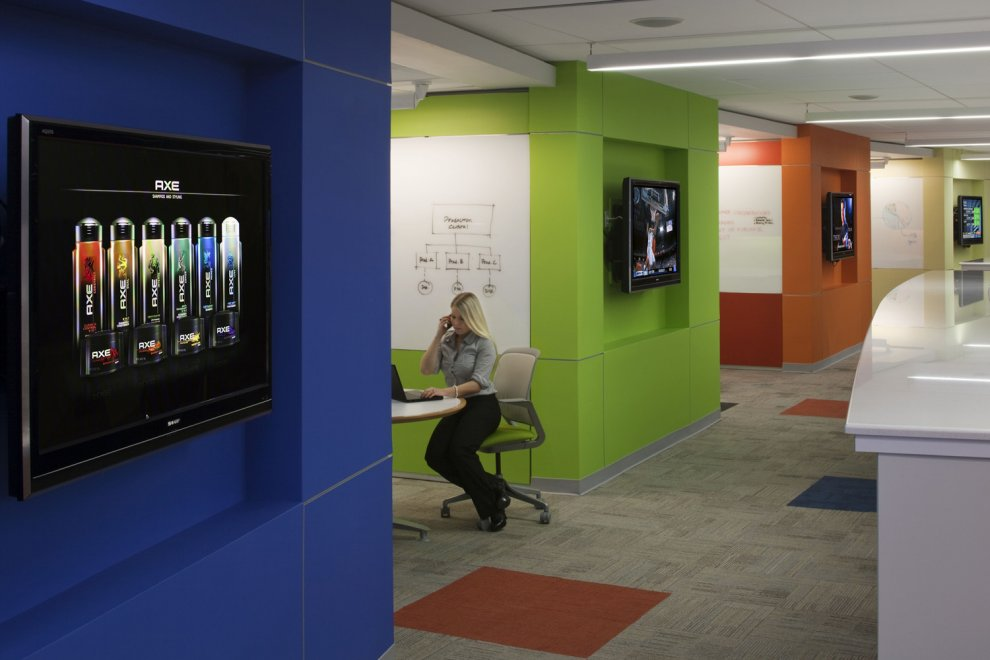 steelcase chair diy camp unilever americas agile office - snapshots