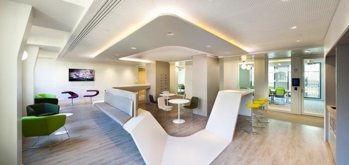 Inside Sanofis Global Headquarters Office Snapshots