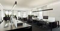 Hoyne Design's Dark, Elegant, and Lovely Studio - Office ...