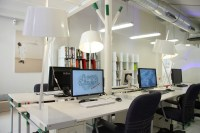 Stone Designs' Design Studio - Office Snapshots