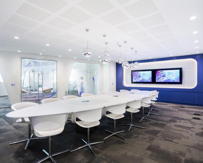 Inside Swarovskis Brilliant UK Headquarters Office