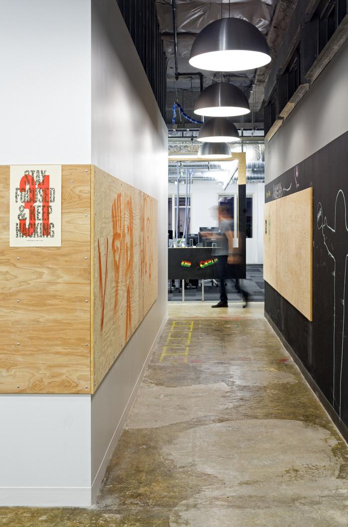 Inside Facebooks Menlo Park Headquarters  Office Snapshots