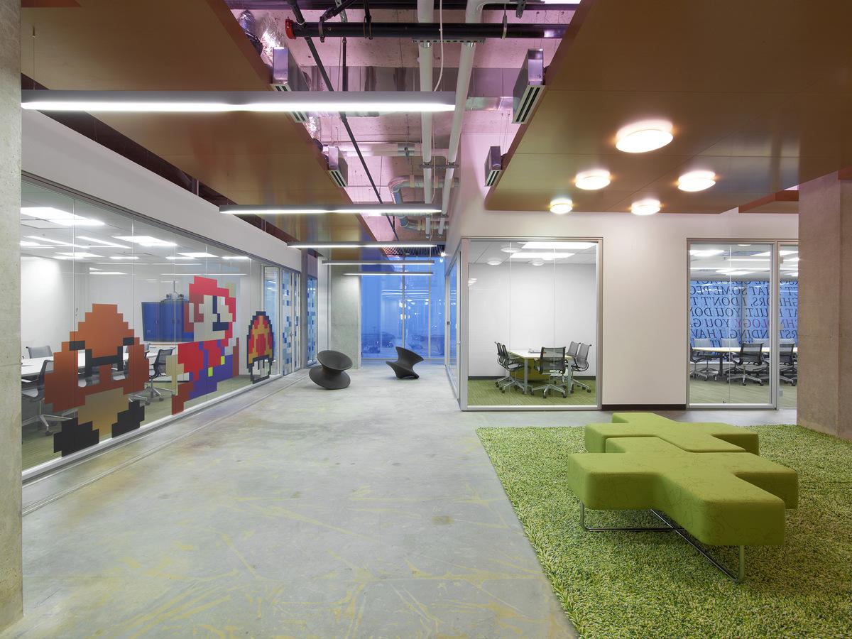 Inside Adobes New Utah Campus  Office Snapshots