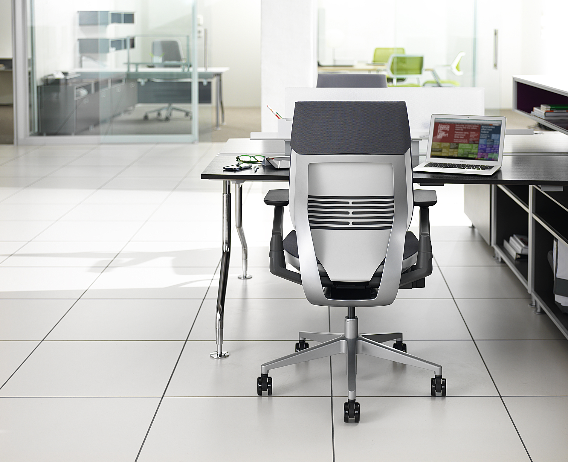 steelcase gesture chair rocking on sale 39s designed to support today