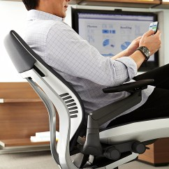 Steelcase Gesture Chair White Plastic Chairs Walmart 39s Designed To Support Today