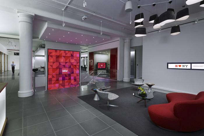 Infors Collaborative New York City Headquarters  Office