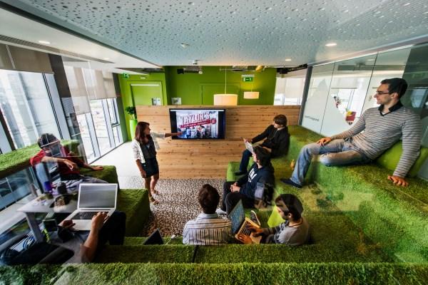 Epic Google Dublin Campus - Office Snapshots