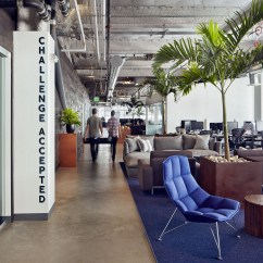 Herman Miller Executive Chair Retro Rolling Dining Chairs Inside Dropbox's Urbanized San Francisco Offices - Office Snapshots