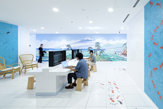 Googles Newest Tokyo Offices  Office Snapshots