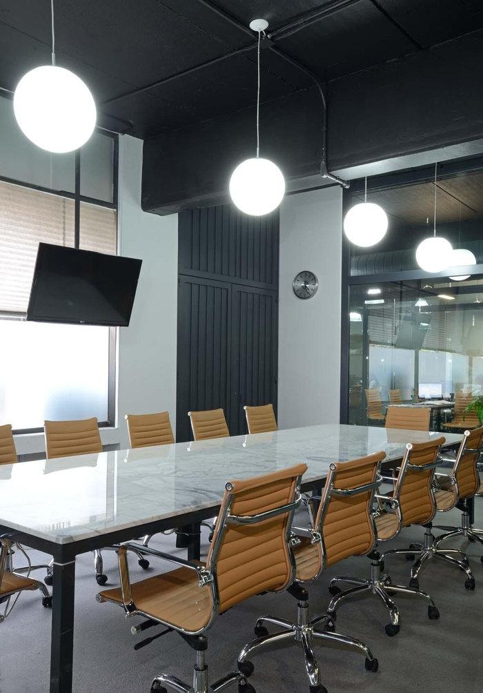 Tech Company Headquarters in Mexico City  Office Snapshots